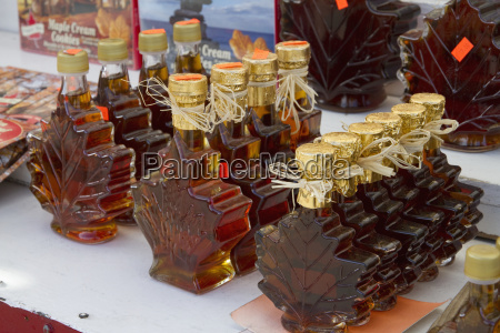 maple syrup for sale at the