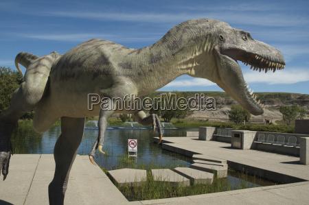 tyrannosaurus rex royal tyrell museum drumheller