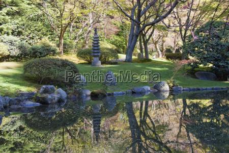 nitobe memorial garden a traditional japanese