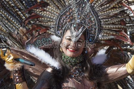 lucia azevedo brazilian samba dancer at