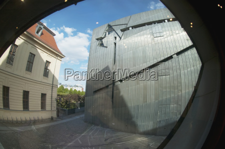kollegienhaus and the libeskind building of