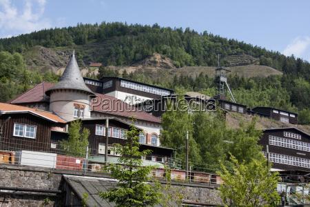 rammelsberg mine complex goslar germany
