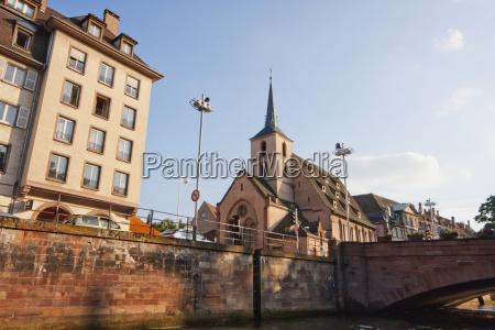 saint nicolas church strasbourg france