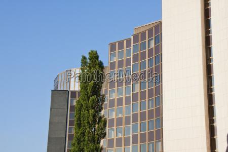 salvador de madariaga building strasbourg france