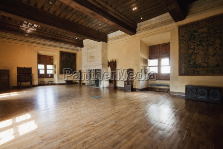 great hall where balls and banquets
