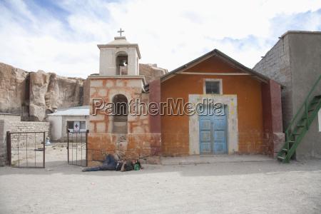 church villa del mar potosi department