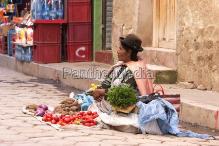 produzieren sie vendor copacabana la paz
