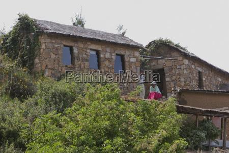tourismus komplex auf der isla del