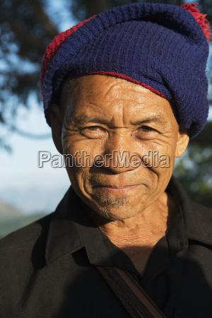 portrait of a man wieng heng