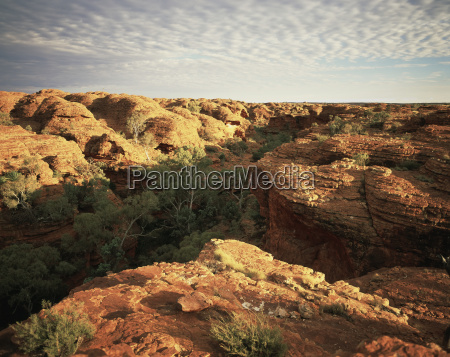 kings canyon central australia northern territory