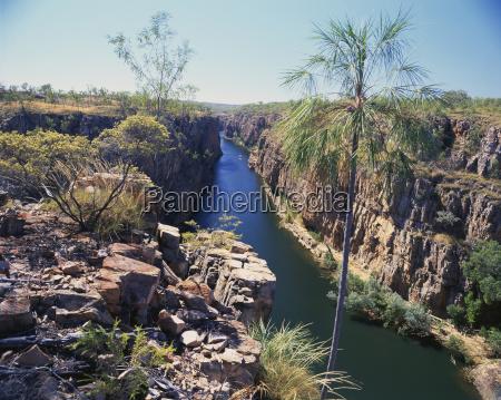katherine schlucht nordterritorium australien