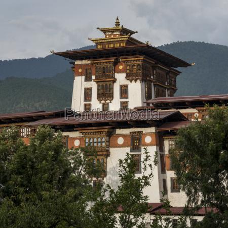 punakha, dzong;, punakha - 25527100