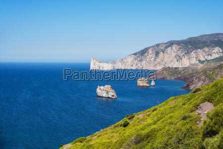 view of porto flavia carbonia iglesias