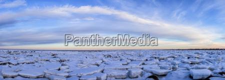 blau fahrt reisen farbe horizont winter