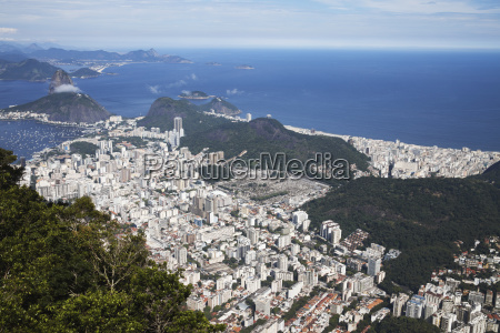view of rio and sugarloaf mountain