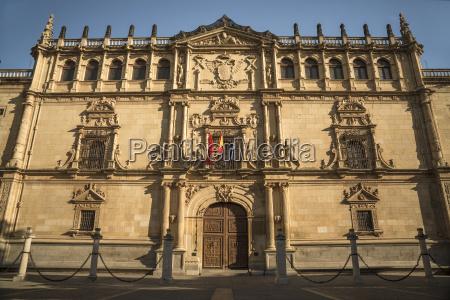 alcala university in alcala de henares