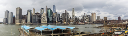 view of the new york city