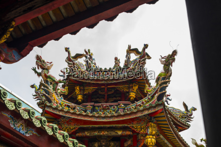 one of the towers of longshan