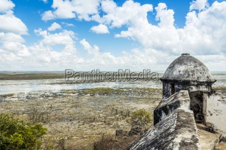 st joao baptista fortress ibo island