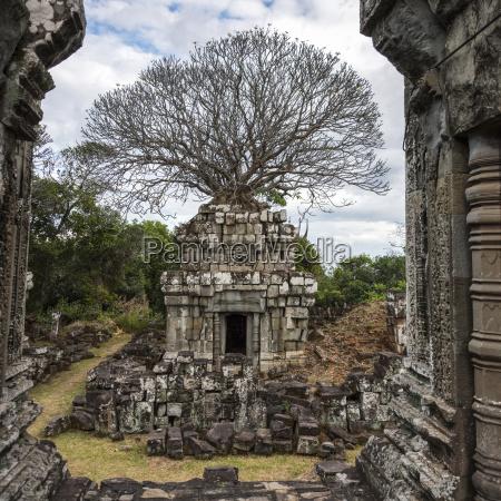 phnom bok hindu temple in temples