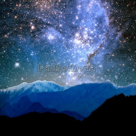 space weltall universum weltraum energie strom