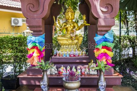 hindu altar siem reap cambodia