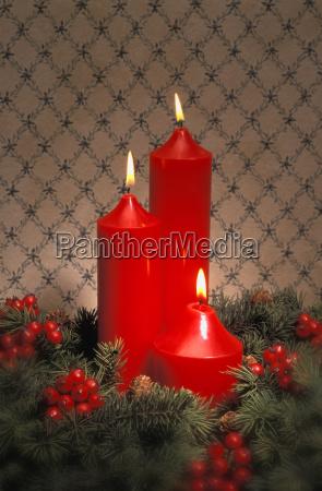 weihnachtsarrangement