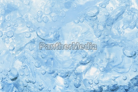a wet background