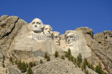 mount rushmore national memorial south dakota