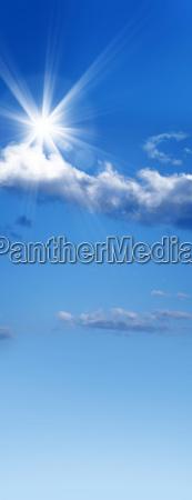 blau sonnenlicht tags tagsueber witterung himmel
