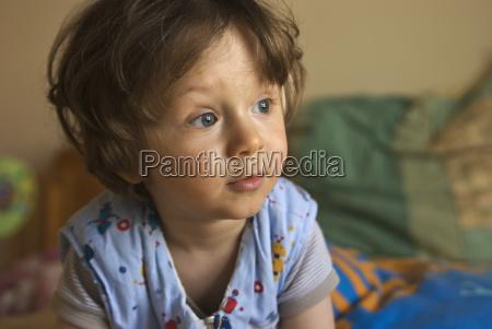 portrait eines jungen kindes thomastown grafschaft
