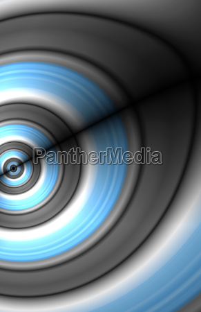 swirling abstract