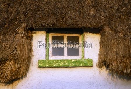 ireland cottage detail