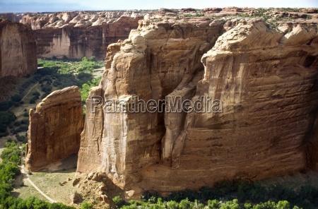 canyon de chelly arizona usa