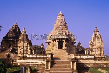 lakshmana temple khajuraho madhya pradesh india