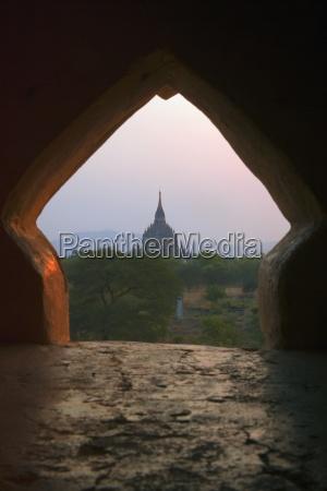 temples of bagan myanmar burma southeast