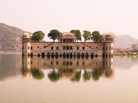 waterfront building jaipur india