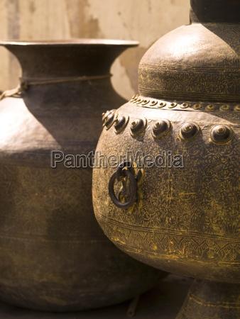 pots jaipur india