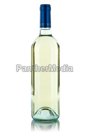 wein flasche weinflasche weisswein weisswein freigestellt