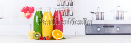 saft smoothie smoothies flasche kueche textfreiraum