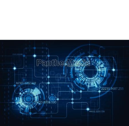 vektortechnologie im elektronischen schaltungskonzept