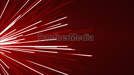 abstract red background with glowing light