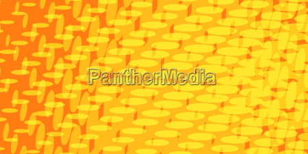 yellow red halftone background