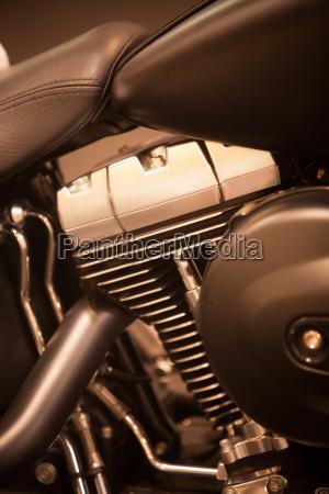 motorrad v doppelmotor
