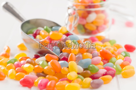 sweet jelly beans