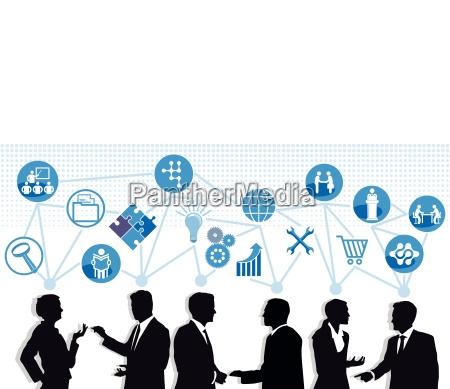kommunikation und meinung in der gruppe