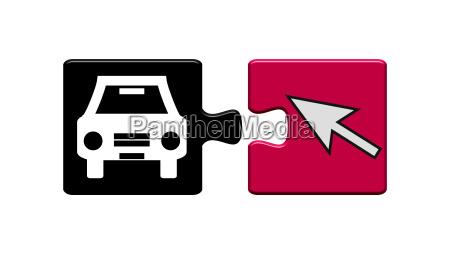 2 puzzle buttons autos online