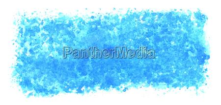 pinsel textur blau tuerkis