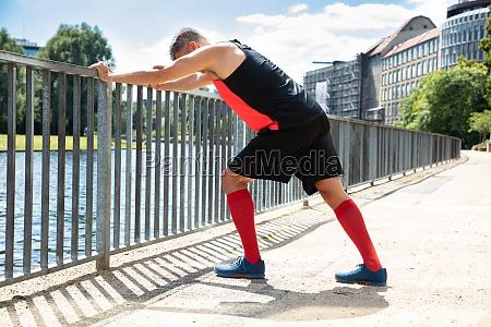 sport strecken socken pressung aufspannen stauchung