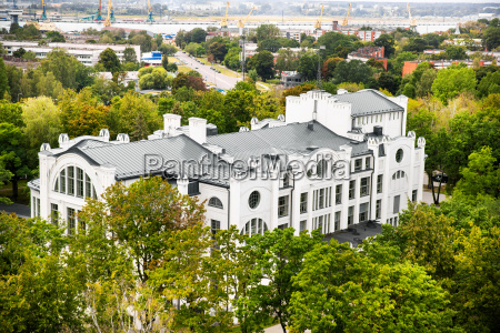 kulturpalast ziemelblazma rigalettland